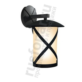 Уличный настенный светильник бра Ницца 340-11/b-02