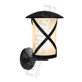 Уличный настенный светильник бра Ницца 340-12/b-02