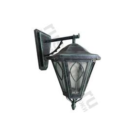 Уличный настенный фонарь бра Венеция 220-11/bgr-14