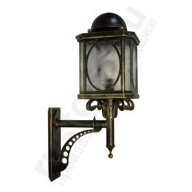 Уличный настенный светильник бра Трианон 400-11/bg-14