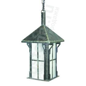 Уличный подвесной светильник фонарь Монреаль 320-01/bgg-11
