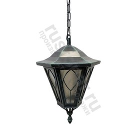 Уличный подвесной фонарь Венеция 220-01/bgr-14