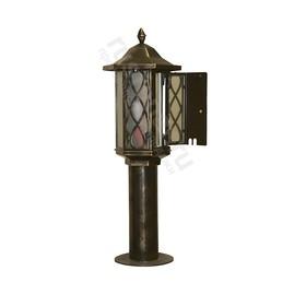 Уличный наземный фонарь столбик Гранд 170-40/brc-11