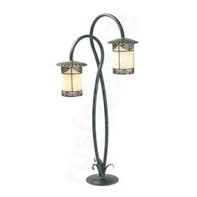 Уличный наземный светильник с 2 лампами Марсель 230-52/bg-02