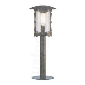 Уличный наземный фонарь столбик Валенсия 190-31/brg-03
